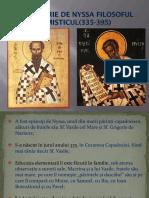 1. Sf. Grigorie de Nyssa - filosoful si misticul.pptx