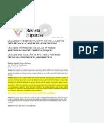 Calculo de Lajes (Artigo para Entrega) Corrigido referências.docx