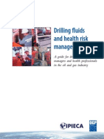 Drilling Fluids and Health Risks