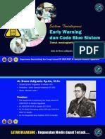 Ews & Code Blue -Rsup Dr Sardjito-1