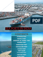 Overview of Indian Ports