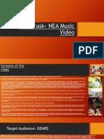 Pitch Task- NEA Music Video