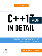 Cpp17indetail Sample
