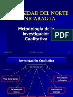 Investigación Cualitativa Universidad Del Norte