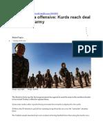 BBC Turkey-Syria Offensive_ Kurds Reach Deal With Syrian Army