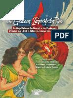 FRANCO. DALLABRIA. SOUZA - Gemeas Imperfeitas - Republicas Do Brasil e Portugal