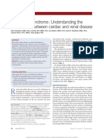 2014 Cardiorenal Syndrome Understanding the.2