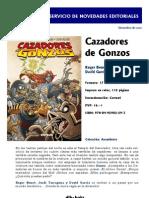 Dibbuks diciembre - Cazadores de Gonzos