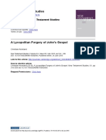 A Lycopolitan Forgery of John's Gospel - Christian Askeland.pdf