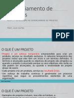 GP_Aula1 - Introdução Ao Gerenciamento de Projetos