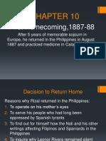 Rizal,Chapter 10