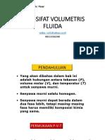 Volumetric of Fluid