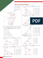 CERO - Resolución de Triángulos Rectángulos