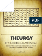 Theurgy in the Medieval Islamic World
