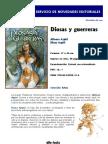 Dibbuks diciembre - Diosas y Guerreras