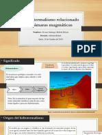 Hidrotermalismo Alvares Beltrán