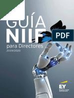 Guía NIIF Para Directores 2019-2020