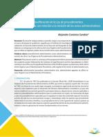008 - Revision de Los Actos Administrativos... Canonico BEDA ESPECIAL