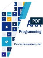 0613 Aaa Programming Pour Les Developpeurs Net
