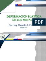 0 - 0 DEFORMACIÓN PLÁSTICA DE LOS METALES.ppt
