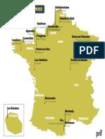 Carte Site Entreprise Riou