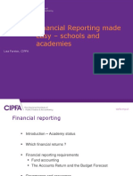 Financial Reporting Made Easy