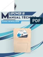 manual tecnico power8