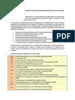 ECA y LPM Sector Minero