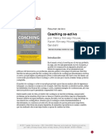 Resumen Coaching co-activo