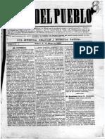 La Fe Del Pueblo 1853