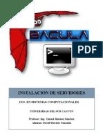 Instalacion de Servidor Bacula