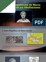 El cosmopolitismo de Marco Aurelio en sus Meditaciones.pptx