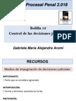 Bolilla 13