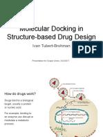 Molecular Docking in Structure-based Drug Design