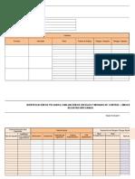 Formato IPERC Integrado