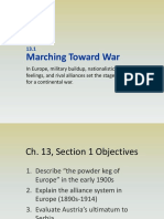 WWI Causes PPT