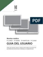 Fsn Monitor Fs-p2603d- Spanish