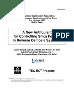 IDA-97 Silica Antifoulant