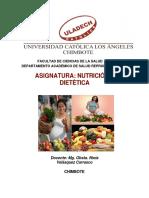 Libro Nutricion