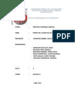 informe pericia contable