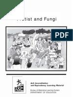 protist and fungi