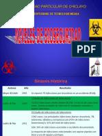 Clase 3 Niveles de Bioseguridad