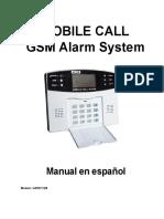 Manual Alarma GSM Spanish (1)