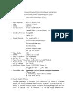 Profil Mts Alwashliyah 2019.2020