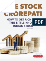One stock crorepati
