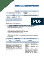 Fichas de Proyectos- PERTUR