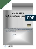 Manual de Medicamentos Acesso e Uso Versao Revista [521 261118 SES MT]