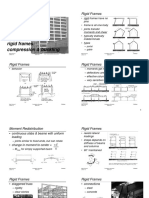 Notes10 Igid Frames Comperssrion & Buckling