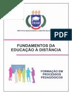 Fundamentos Da Educação à Distância