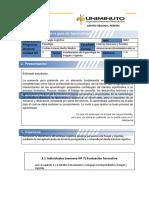 Guía Nº 4 Psicologia Cognitiva - Trabajo Colaborativo (2019 - 2)